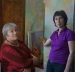выставка серова и черноморченко